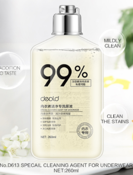 SPECIAL CLEANING AGENT FOR UNDERWEAR